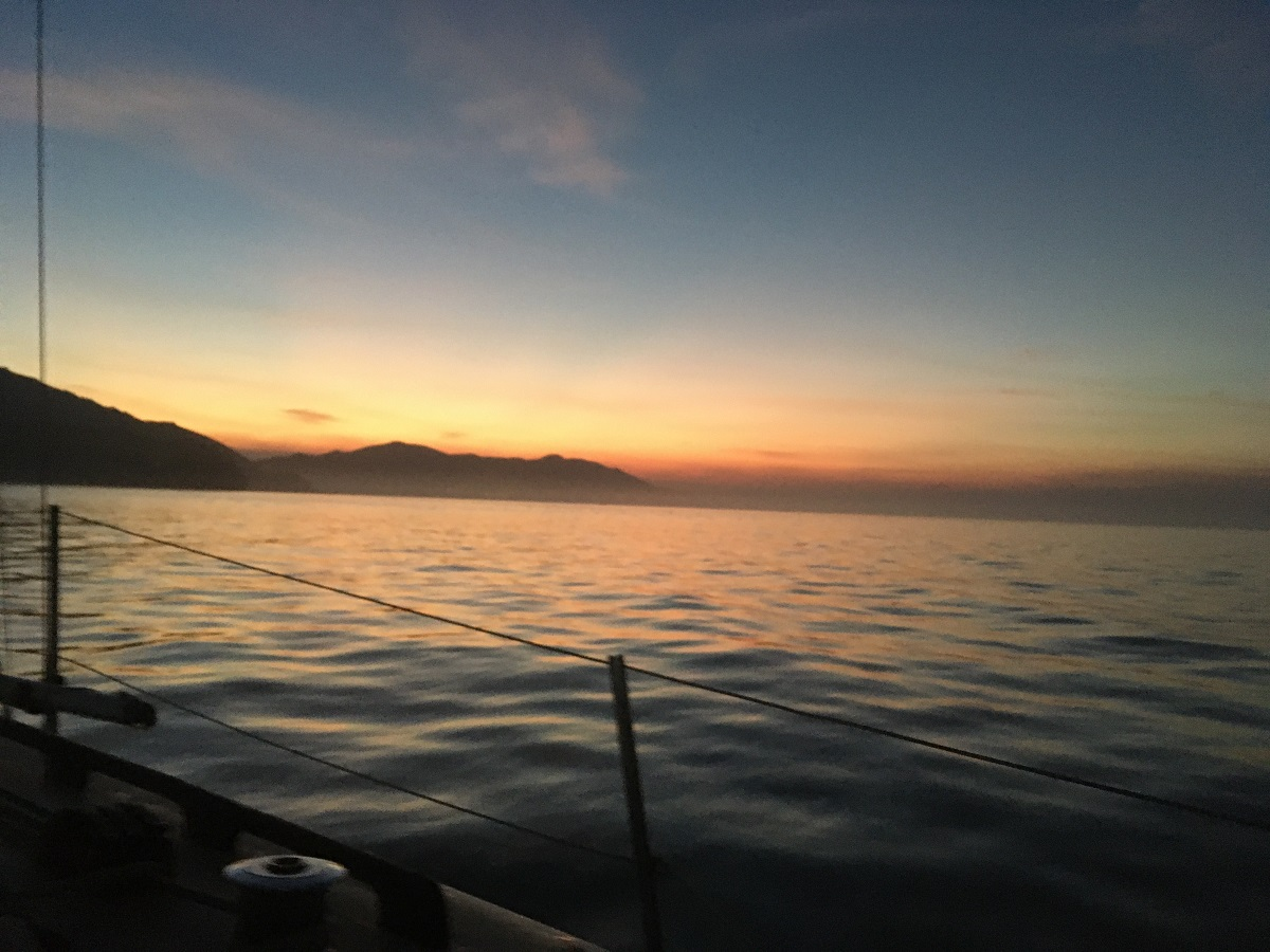 Name:  Leaving Port San Luis early morning - Copy.JPG