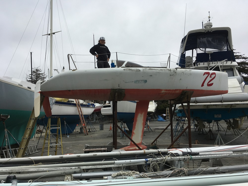 Name:  Ryan on his new boat.JPG Views: 203 Size:  259.0 KB