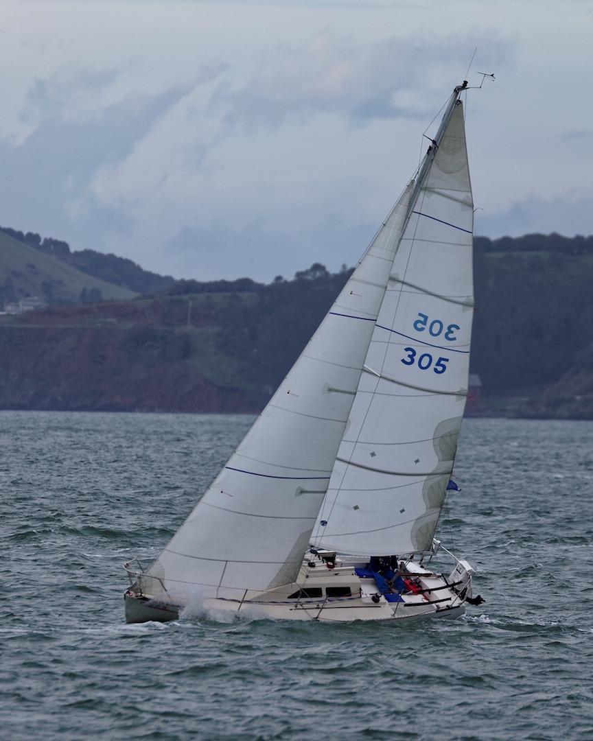 Name:  Nightmare under sail IMG_8130_Dxo.jpg Views: 467 Size:  189.6 KB
