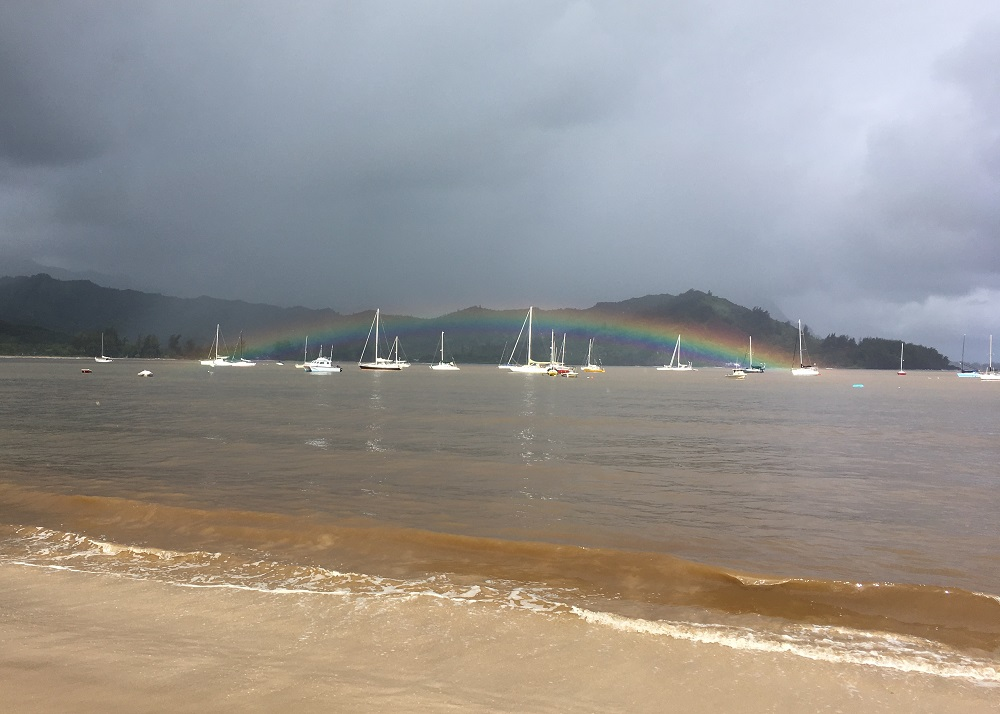 Name:  fleet under rainbow.JPG