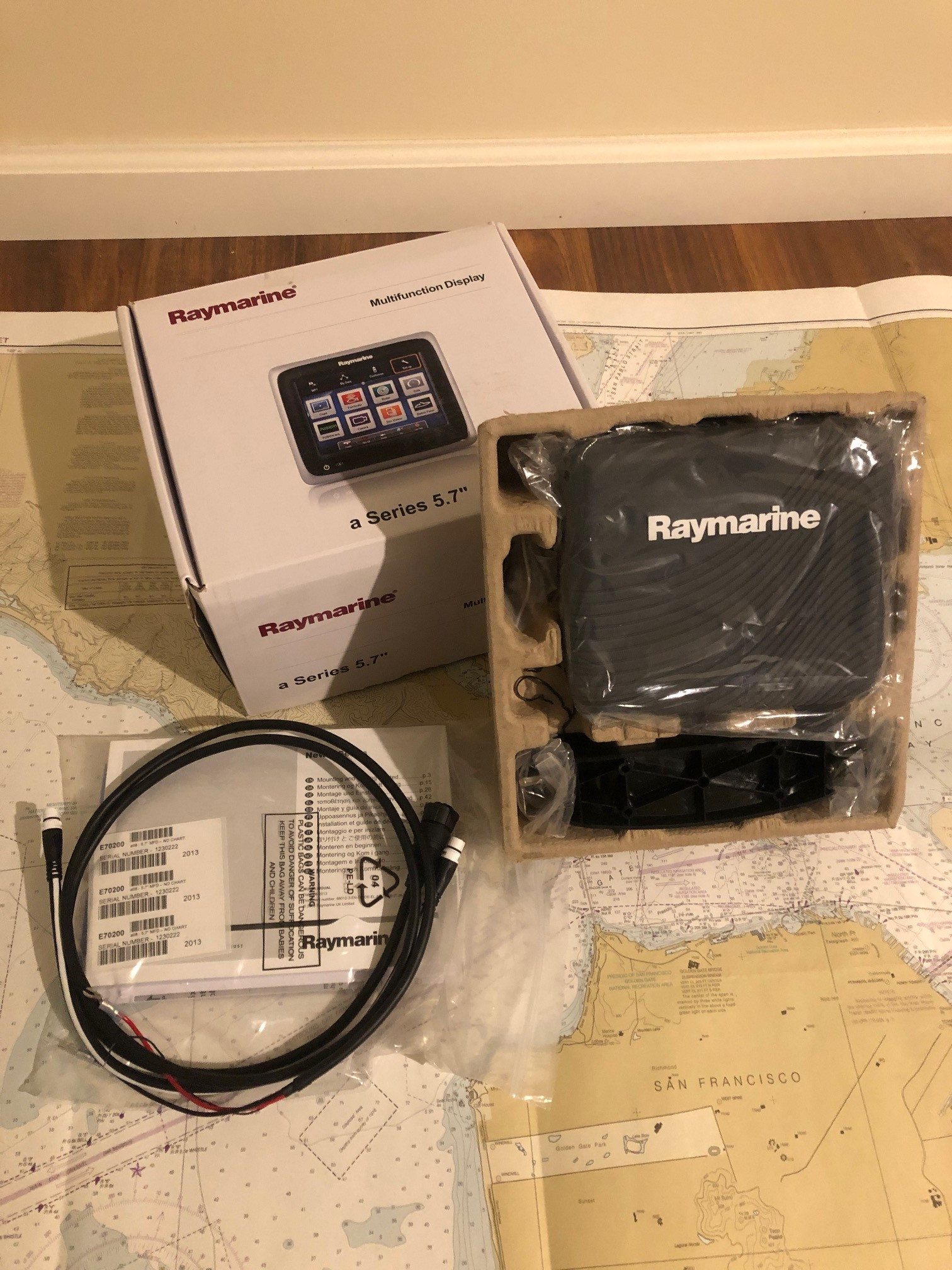 Name:  Raymarine a68.JPG