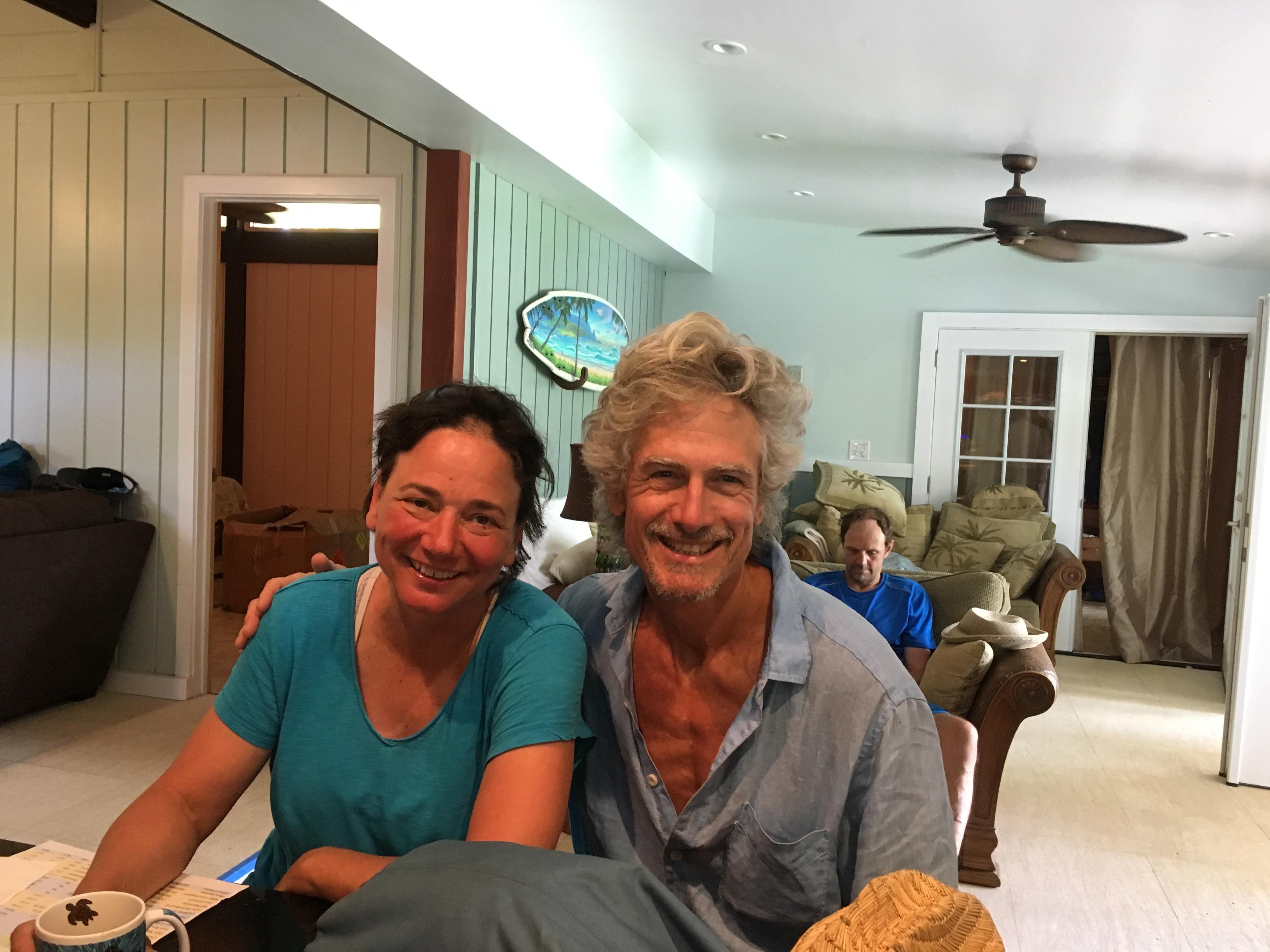 Name:  Carliane and Dennis smiling.JPG Views: 280 Size:  1.71 MB