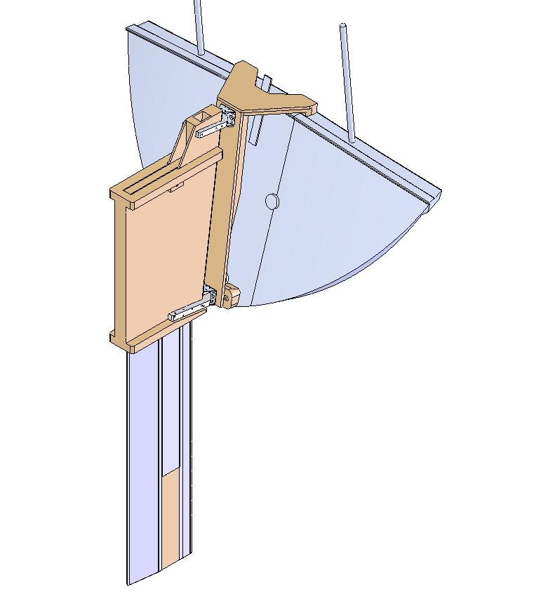 Name:  homemade rudder assy.jpg