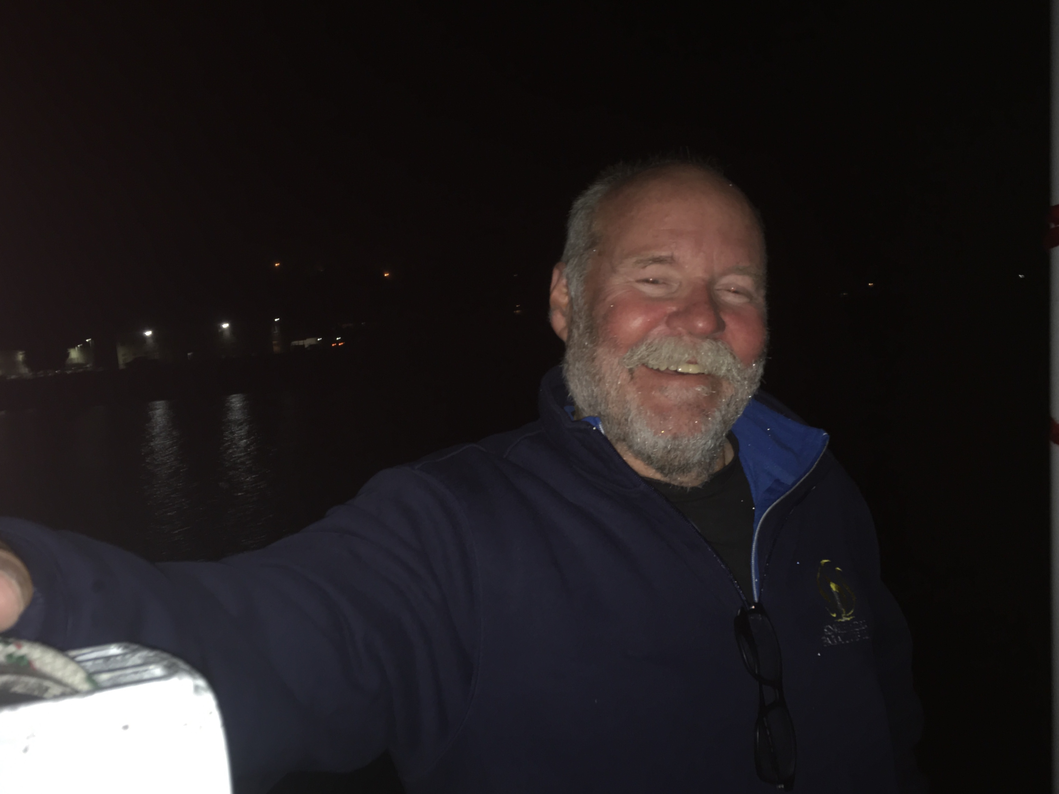 Name:  Mike Cunningham in Horseshoe Cove.jpg Views: 112 Size:  944.8 KB